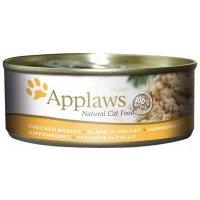 Applaws latas en caldo para gatos 6 x 156 g - Pechuga de pollo