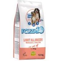 Forza10 All Breeds Maintenance Light atún y arroz - 2 x 15 kg - Pack Ahorro