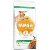 IAMS for Vitality Adult Large con pollo fresco - 2 x 12 kg - Pack Ahorro