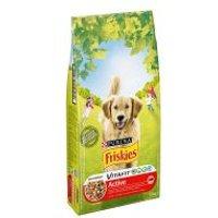 Purina Friskies Vitafit Active con buey  - 10 kg