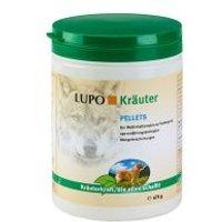LUPO Pellets de hierbas aromáticas con multivitaminas para perros - 4 x 675 g