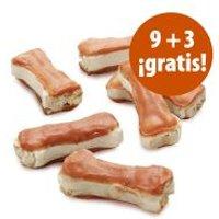 Lukullus huesos 12 unidades en oferta: 9 + 3 ¡gratis! - Cordero (12 x 5 cm)