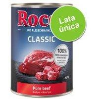 Oferta de prueba: Rocco comida húmeda 1 x  400 g - Vacuno con caza (Rocco Classic)