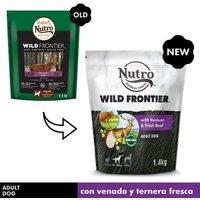 Nutro Wild Frontier Adult Venado y ternera para perros - 7 kg