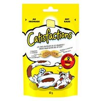 Catisfactions Queso - Pack % - 3 x 60 g