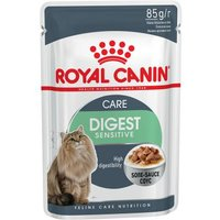 Royal Canin Digest Sensitive in Soße zum Sonderpreis! - 96 x 85 g