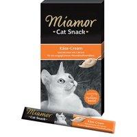 Miamor Cat Snack Käse-Cream - 5 x 15 g