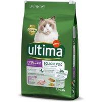 Ultima Cat Sterilized Hairball - 3 kg