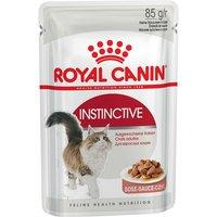 Sparpaket Royal Canin 96 x 85 g - Mix I: Instinctive in Soße + Gelee