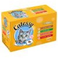 Catessy Bocconcini in Gelatina % 48 x 100 g 4 gusti