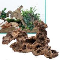 Savanna Wood Aquarium Decoration - Medium: 4 pieces, 10-40 cm approx. 3.5kg