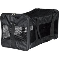 Trixie Ryan Pet Carrier - Black - 54 x 30 x 30 cm (L x W x H)