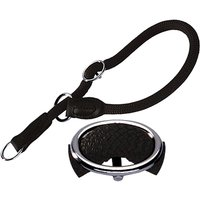 Hunter Freestyle Training Collar - Black - Size 55: max 55cm neck circumference
