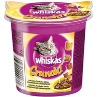 Whiskas Crunch with Chicken, Turkey & Duck - 100g