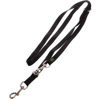 Hunter Vario Basic Dog Lead - Black - Size 1