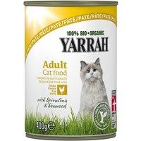 Yarrah Organic Pt Saver Pack 12 x 400g - Fish