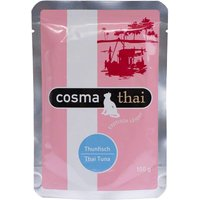 Cosma Thai Pouches Mixed Trial Pack - 6 x 100g