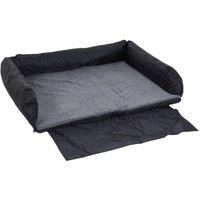 Trixie Car Dog Bed with Bumper Cover - 95 x 75 cm (L x W)
