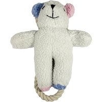 Stuffed Bear with Ropes - 24cm