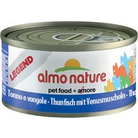 Almo Nature Legend Saver Pack 12 x 70g - Tuna & Clams