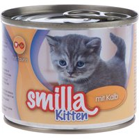 Smilla Kitten 6 x 200g - with Chicken