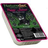 Naturediet Puppy & Junior - Chicken & Lamb with Veg & Rice - 18 x 390g