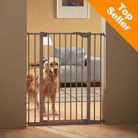 Barrière Savic Dog Barrier pour chien - extension L 7 x H 107 cm