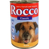 Rocco Classic Mixed Trial Pack 6 x 400g - 6 assorted flavours