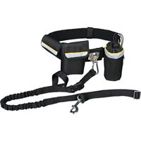 Trixie Hands Free Waist Dog Lead - 100 - 135cm