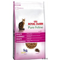 Lot 3 saveurs Royal Canin Pure Feline 3 x 1,5 kg - lot 3 saveurs