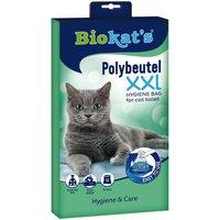 12 sacs à litière Biokat's en polivinyl pour chat