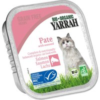 Yarrah Organic Wellness Pt 6 x 100g - Salmon with Seaweed