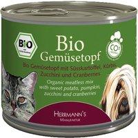 Herrmanns Organic Supplementary Food 6 x 200g - Organic Vegetables