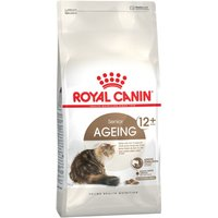 Royal Canin Ageing +12 Cat - Economy Pack: 2 x 4kg