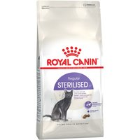Lot mixte Royal Canin - lot mixte Sterilised 37