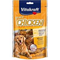 Vitakraft Pure Chicken Dumbbells - Saver Pack: 3 x 80g