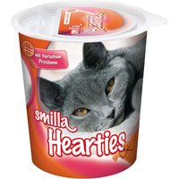 Smilla Hearties Cat Snacks - 125g