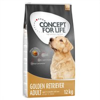 Concept for Life Golden Retriever Adult - 12kg