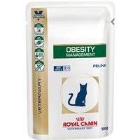 Royal Canin Veterinary Diet Cat Obesity Management - 12 x 100g