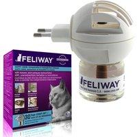Diffuseur Feliway + 1 recharge de 48 mL Feliway Diffuseur ou Spray pour chat