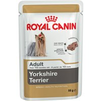 Royal Canin Breed Yorkshire Terrier - 12 x 85g