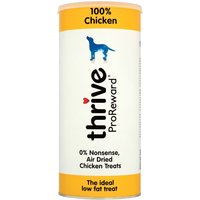thrive ProReward Chicken Dog Treats - Maxi Tube - Saver Pack: 2 x 500g
