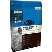 Acana Cobb Chicken & Greens Dry Dog Food - Economy Pack: 2 x 11.4kg