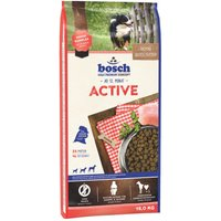 Bosch Active Dry Dog Food - Economy Pack: 2 x 15kg