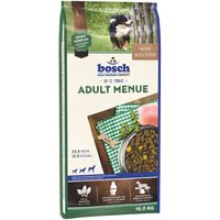 Bosch Adult Menu Dry Dog Food - Economy Pack: 2 x 15kg