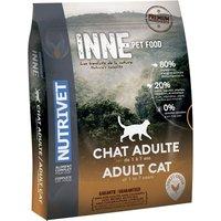 Nutrivet Inne Adult Chicken Dry Cat Food - Economy Pack: 2 x 6kg