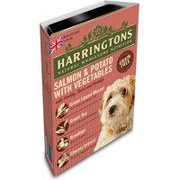 Harringtons Complete Adult Dog - Salmon & Potato - 7 x 150g