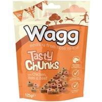 Wagg Tasty Chunks Treats - Saver Pack: 3 x 150g