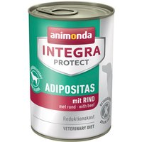 Integra Protect Obesity 6 x 400g - Beef