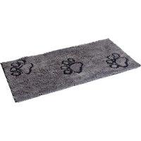 Frinchillo Dirt Control Pet Mat - Grey - 120 x 60 cm (L x W)